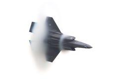 LEEUWARDEN, OS PAÍSES BAIXOS - 11 DE JUNHO DE 2016: Relâmpago F-35 holandês Fotos de Stock