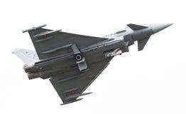 LEEUWARDEN, PAYS-BAS - 10 JUIN : L'Armée de l'Air espagnole Eurofig Photo stock