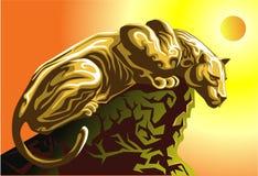Leeuwin vector illustratie