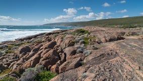 Leeuwin-Naturaliste国家公园,西澳州 免版税库存图片