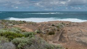 Leeuwin-Naturaliste国家公园,西澳州 库存照片