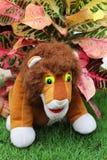 Leeuwstuk speelgoed Stock Foto