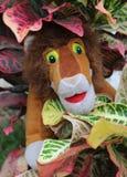 Leeuwstuk speelgoed Stock Afbeeldingen