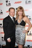 Leeza Gibbons. At AARP Magazine's Movies For Grownups, Beverly Wilshire Hotel, Bevely Hills, CA. 02-07-11 Royalty Free Stock Image