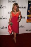 Leeza Gibbons. At the 'Burn The Floor' Opening Night, Pantages, Hollywood, CA. 04-26-11 Royalty Free Stock Photography