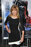 Leeza Gibbons. LOS ANGELES, CA - FEBRUARY 10, 2014: Leeza Gibbons at the premiere of RoboCop at the TCL Chinese Theatre, Hollywood Stock Photo