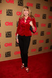 Leeza Gibbons. LOS ANGELES - DEC 16:  Leeza Gibbons arrives at CNN's 'Larry King Live' final broadcast party at Spago on December 16, 2010 in Beverly HIlls, CA Stock Images