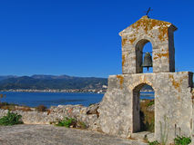 Lefkada, castle 5 Stock Photography