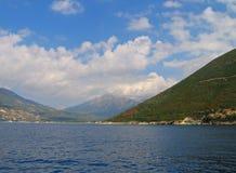 Lefkada, coast 1 Stock Photos