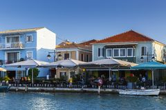 Lefkada Royalty Free Stock Images