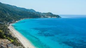 Lefkada Grecia Fotos de archivo libres de regalías