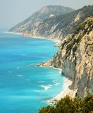 Lefkada Greece Stock Images