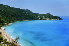 Lefkada, Greece Royalty Free Stock Images
