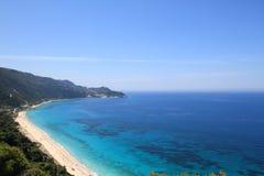 Lefkada, Griekenland Stock Foto