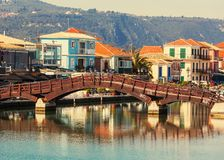 Lefkada island Royalty Free Stock Photos