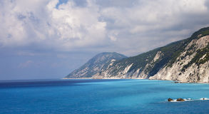 Lefkada Island Royalty Free Stock Photo