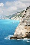Lefkada Island Stock Photo