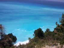Lefkada summer Royalty Free Stock Photography