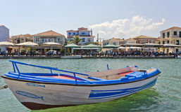 Lefkada Town, greece Stock Photography