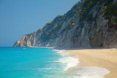 Lefkada wyspa, Grecja Obraz Royalty Free