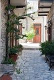Lefkara, Chipre Foto de archivo libre de regalías