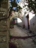 Lefkara - Cipro Стоковая Фотография