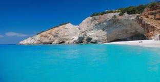 Lefkas Griechenland Stockfotografie