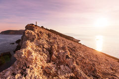 Lefkas-Insel stockfoto