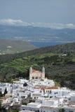 Lefkes, Paros, Greece Royalty Free Stock Photos