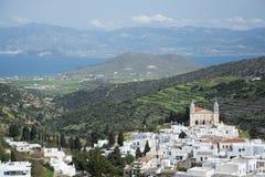 Lefkes, Paros, Greece Stock Photo