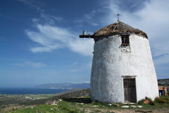 Lefkes, Paros, Greece Royalty Free Stock Photo