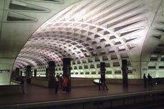 LeFont placu stacja przy metra metrem w Waszyngton, DC fotografia royalty free