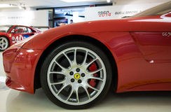 Left View of Ferrari Berlinetta GG50 Stock Photography