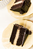 Lefthand Brewery Milk Stout Cake Stock Photography