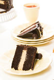 Lefthand Brewery Milk Stout Cake Royalty Free Stock Photo