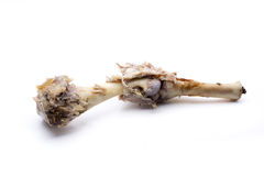 Leg lamb bone Royalty Free Stock Photos