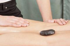 Leg Massage Stock Image