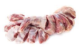 Leg and shoulder of lamb Royalty Free Stock Photography