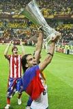 Lega Bucarest finale 2012 del Europa dell'UEFA Immagine Stock Libera da Diritti
