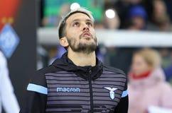 Lega di europa dell'UEFA: FC Dynamo Kyiv v ss Lazio Fotografia Stock Libera da Diritti