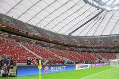 Lega 2015 di europa dell'UEFA finale: Corso di formazione Immagini Stock Libere da Diritti
