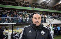 Lega extra Legia Varsavia Ruch Chorzow di T-Mobile Fotografie Stock