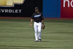 Lega Maggiore di Baseball: Pozzi di Vernon fotografia stock libera da diritti