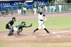 Lega minore del gioco di baseball Immagini Stock