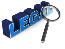 Legal stock de ilustración