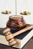 legal Foto de archivo libre de regalías