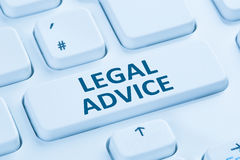 Legal advice compliance consultation information info company in Royalty Free Stock Photography