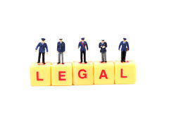 Legal Stock Photo