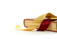 Legal book with ribbons Stock Photography