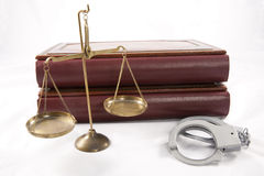Legal Concept Royalty Free Stock Photo